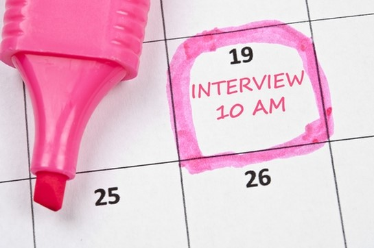 ending your interview